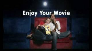 The Movie Booth DVD rental vending kiosk