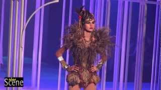 Frederick Lee Fashion Show At Couture Fashion Week In Bangkok. Movie By Paul Hutton, Bangkok Scene.