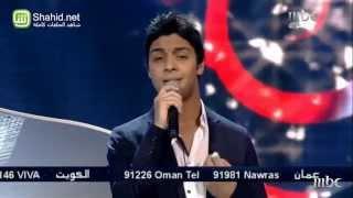 Arab Idol -الأداء - أحمد جمال - روح