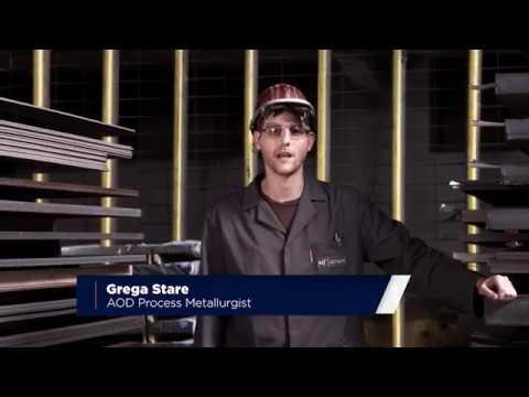 AOD furnace - SIJ Acroni & Primetals