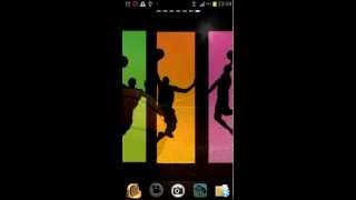 Basketball Live Wallpaper Pro YouTube video