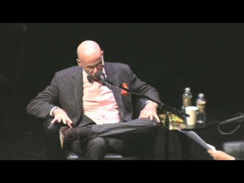 Talking Volumes: James Ellroy on mental clutter