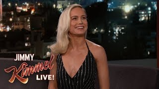 Video Brie Larson on Becoming Captain Marvel MP3, 3GP, MP4, WEBM, AVI, FLV Maret 2019