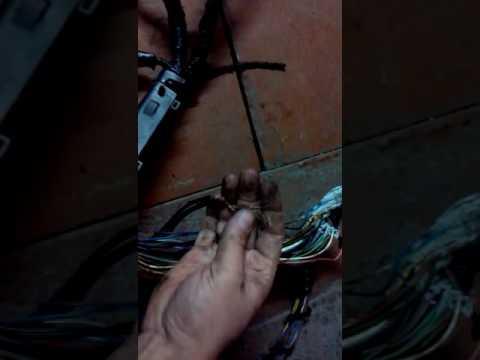 Электропроводка опель вектра а c16nz фотография