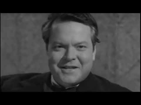 Orson Welles on Houdini in Russia