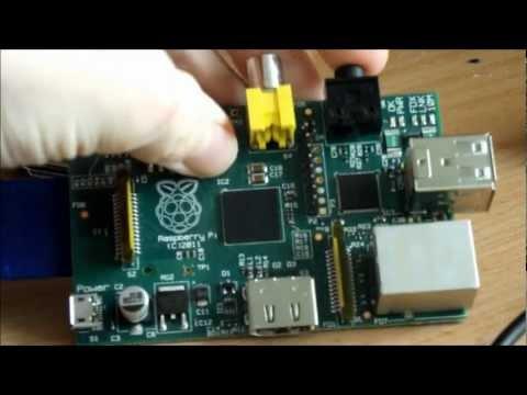Raspberry Pi Part 1 :- The hardware