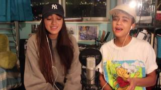 Video Hailee Steinfeld - Starving | cover by Sarah Webber and Mikeila Marianetti download in MP3, 3GP, MP4, WEBM, AVI, FLV Mei 2017