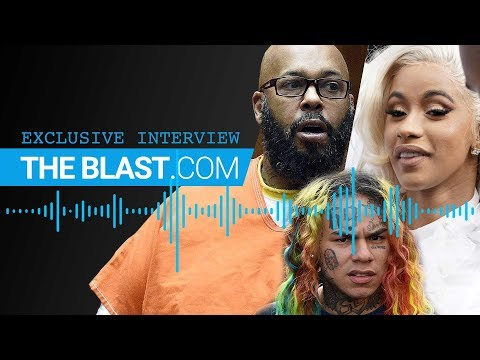 Suge Knight Calls Cardi B 'The Most Incredible Artist,' Respects 6ix9ine & Young Rappers