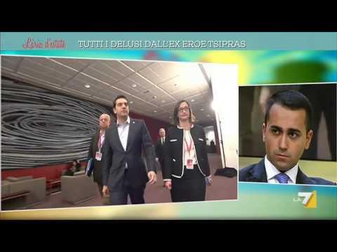 la delusione per tsipras - il popolo greco tradito