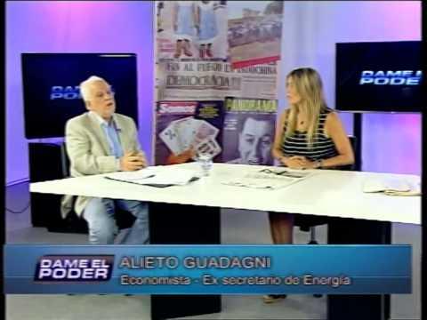 Luis Alberto Romero en Dame el Poder – 03/12/2014