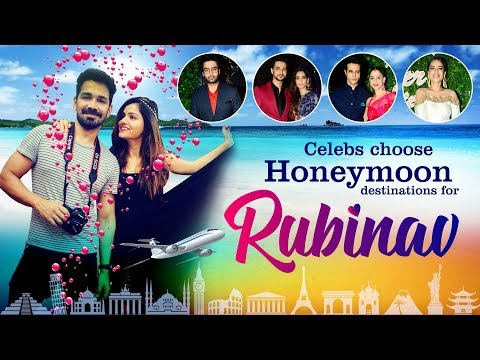 ideal honeymoon destination for Rubina-Abhinav |