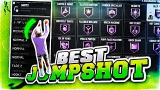 I FOUND THE BEST JUMPSHOT IN NBA 2K20 - BEST PLAYSHARP JUMPER - NBA 2K20 MyPARK
