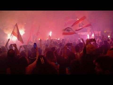 Liban : la jeunesse en révolte