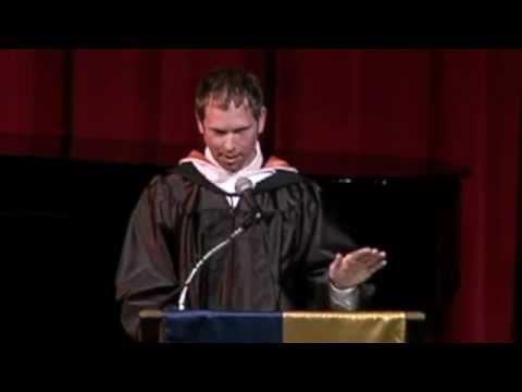 Brian D'Aurelio 2014 Commencement Address @ Notre Dame Cathedral Latin