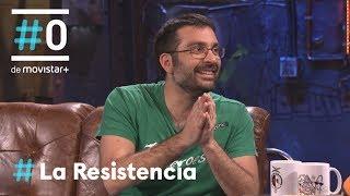 Video LA RESISTENCIA - Entrevista a Salva Espín, dibujante de Deadpool | #LaResistencia 17.05.2018 MP3, 3GP, MP4, WEBM, AVI, FLV Agustus 2018