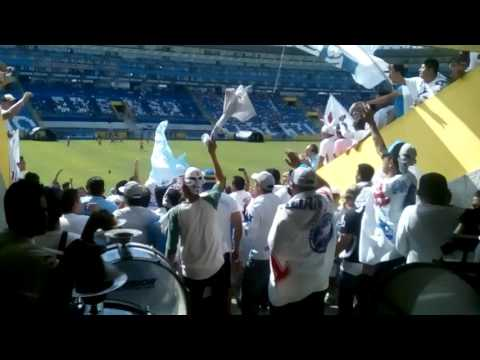 Alianza en el túnel 5/3/17 - La Ultra Blanca y Barra Brava 96 - Alianza