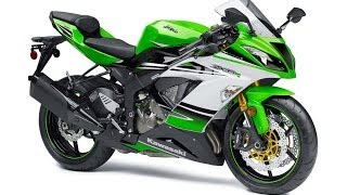 6. 2015 KAWASAKI NINJA ZX-6R ABS/ZX-6R 30th anniversary edition, a wonderful sportbike