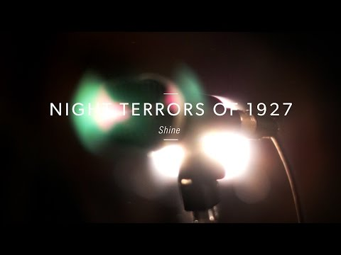 "Night Terrors of 1927 ""Shine"" At Guitar Center"