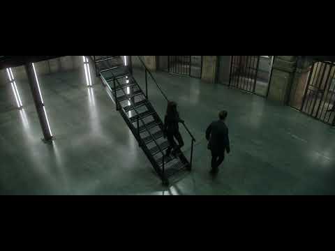 Hollywood Movie - Vampire Academy - Ending Scene of Girl turn into Monster Vampire