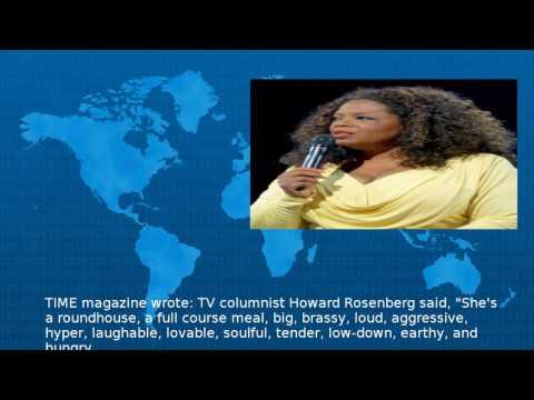 Oprah Winfrey  - Wiki
