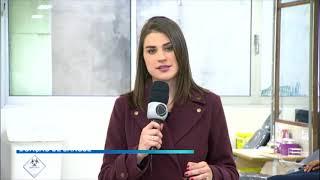 Com a queda da temperatura, o estoque de sangue, em São Paulo, caiu. A Fundação Pró-Sangue, que fornece sangue para...