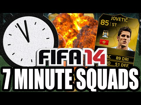 Minute - INFORM JOVETIC = OVERPOWERED! Cheap + Trusted FIFA 14 Coins ▻ http://www.thefifashop.co.uk/#_a_jack54hd ▻ 5% off discount code when using 'Jack54HD' Buy my Gaming Chair: http://goo.gl/TgBDYX...