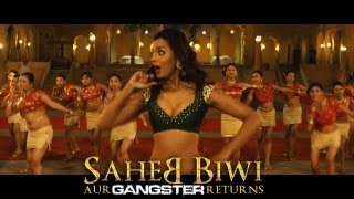 Mugdha Godse, Jimmy Shergill - Media Se - Song - Saheb Biwi Aur Gangster Returns HD