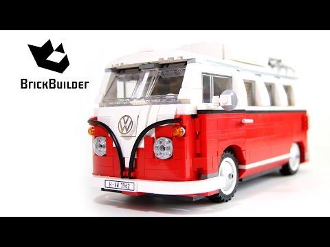 Set Lego combi volkswagen 10220 NEUF Lego