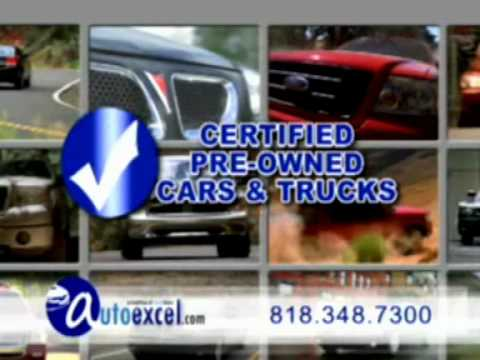Used Car Dealerships in Los Angeles - Auto Excel of Canoga Park