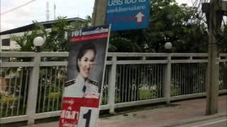 Bangkok, Thailand During Election Jul 3, '11
