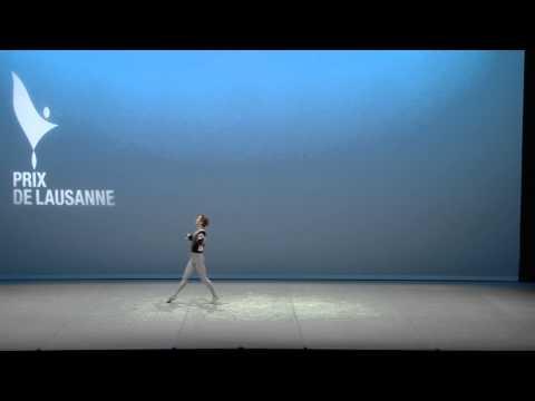 Julian MacKay - 2015 Prix de Lausanne Prize Winner - Classical variation