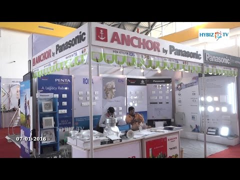 , Roma-Anchor-Electriexpo 2017 Hitex Hyderabad