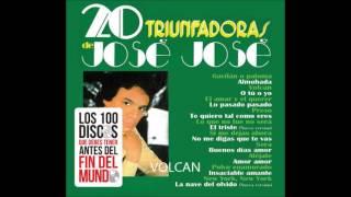 Jose Jose  20 Triunfadoras
