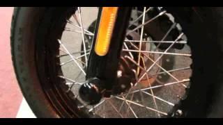 9. 2013 Harley-Davidson Softail Slim