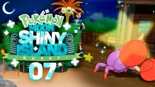 COWBOY SHOWDOWN! Pokémon Sun and Moon Shiny Island Quest Let's Play with aDrive! Episode 7 by aDrive