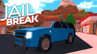 BUYING THE NEW SUV IN JAILBREAK *WELL WORTH IT*