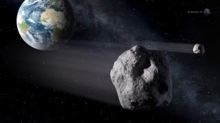Asteroid 2012 DA14 YouTube video