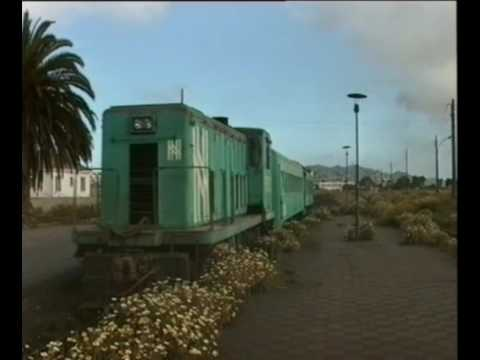 Coquimbo - Las Cardas by train (Chile)