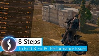 Video 8 Steps To Find & Fix PC Performance Issues