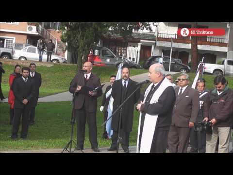 San Salvador de Jujuy celebró los 424 años de su fundación