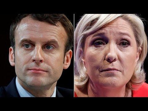 Γαλλία: Προβάδισμα Μακρόν δείχνουν νέες δημοσκοπήσεις