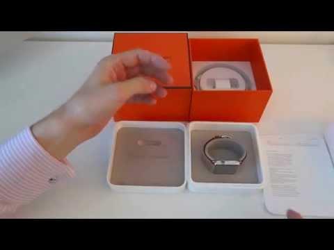 Apple Watch Hermès Unboxing