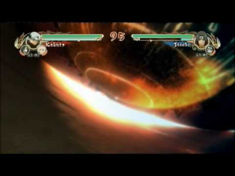 preview-Naruto: Ultimate Ninja Storm - Every Characters Ultimate Jutsu - PART 2/2 (PS3 / X360)