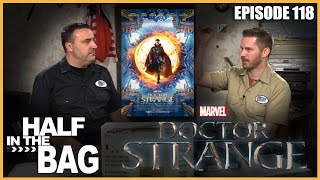 Video Half in the Bag Episode 118: Doctor Strange MP3, 3GP, MP4, WEBM, AVI, FLV Oktober 2018