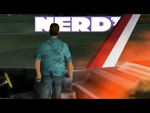 Nerd³ Ran So Far Away - GTA: Vice City - 23 Feb 2018 (видео)