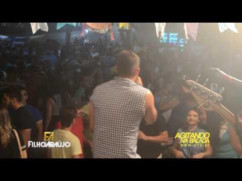 FIlho Araújo na Farra dos amigos em Ipanguaçu
