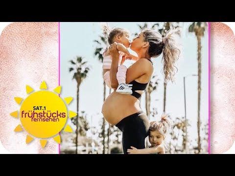 Berühmtestes ungeborenes Baby der Welt: So weit gehen ...
