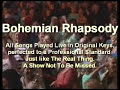 Bohemian Rhapsody (Australia) - A Tribute To Queen & Freddie Mercury