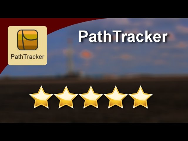 PathTracker Calgary  Superb 5 Star Review by Terry D.