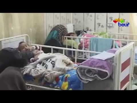 بوحمرون  ...  23 ألف إصابة و 16 حالة وفاة منذ عودة ظهور الوباء